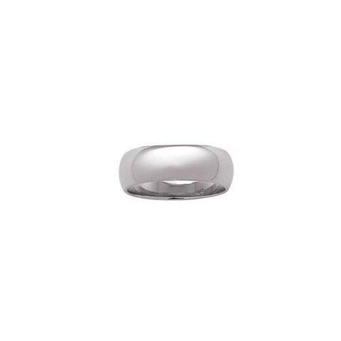 Sterling Silver Ring (7mm)