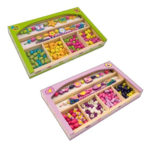 Melissa and Doug Butterfly and Flower Power Jewelry Set