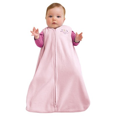 HALO SleepSack Micro-Fleece Wearable Blanket - Soft Pink - Extra Large