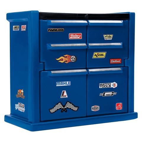 Step 2 Kids Tools Chest Dresser - Blue