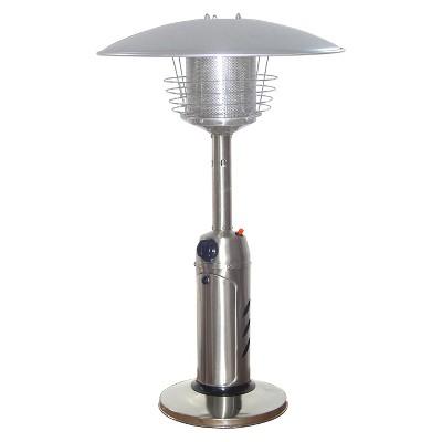 Garden Sun Stainless Steel Tabletop Propane Patio Heater - Threshold™