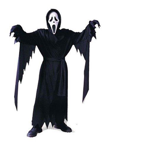 Boy's Ghost Face (Scream) Costume