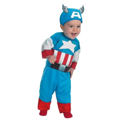 Infant/Toddler Captain America Costume 12-18 Months
