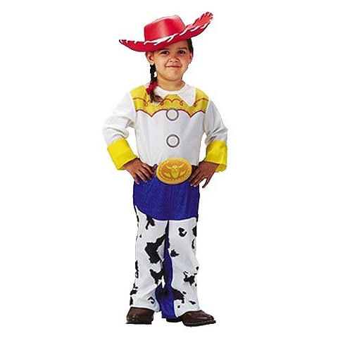 Disney Toy Story Girls' Toddler Jessie Costume