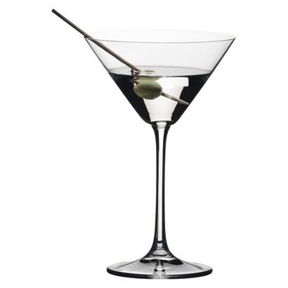 RIEDEL VIVANT MARTINI GLASSES SET OF 4