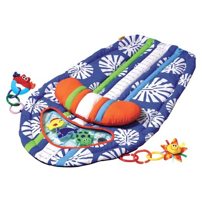 Infantino Surfboard Tummy Time Play Mat