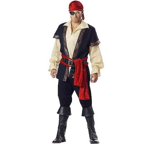 Adult Pirate Elite Costume