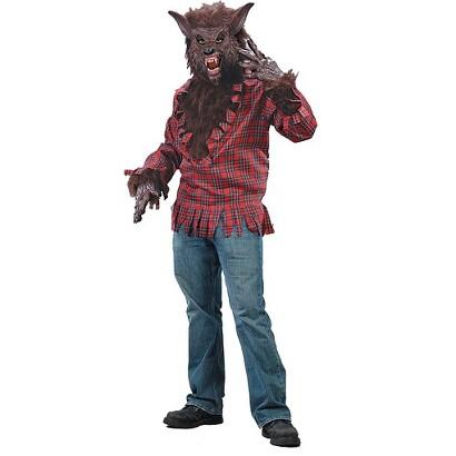 Men's Werewolf Costume - One Size Fits Most
