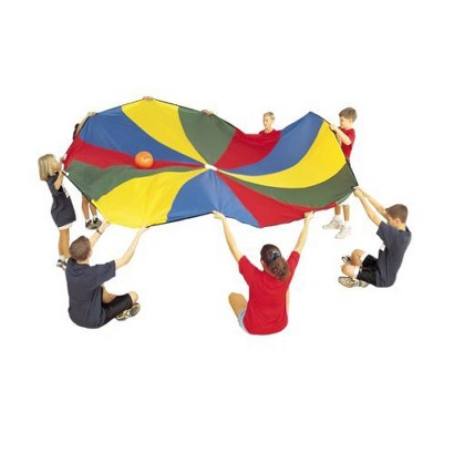 Parachute Canopy with 20 Handles - 24'