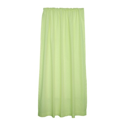 "Tadpoles Basics Drapes Pair – Solid Green (84"")"