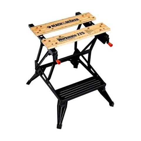 Black & Decker Workmate 225 Portable Project Center - WM225