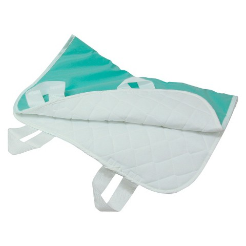 Mabis Incontinence Protective Pad - White and Blue