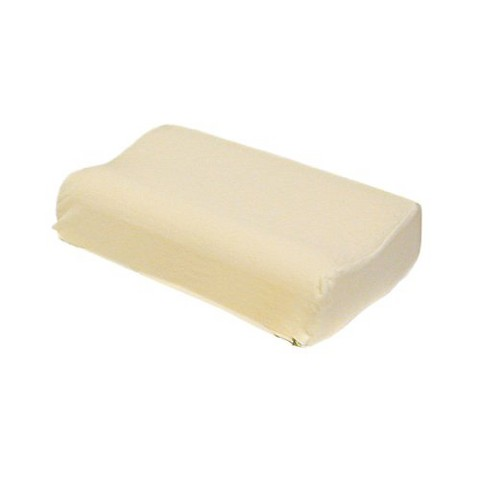Mabis Memory Foam Pillow - Off White