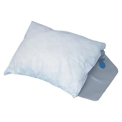 Mabis Water Filled Pillow - White