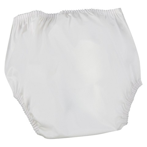 Mabis Incontinent Pants - White (Large)