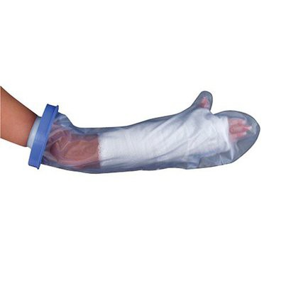 Mabis Short Arm Cast Protector - Blue