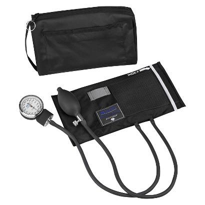 Mabis Aneroid Sphygmomanometer Kit - Black