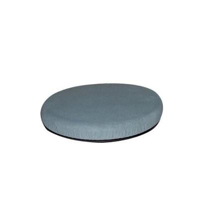 Mabis Deluxe Swivel Seat - Gray