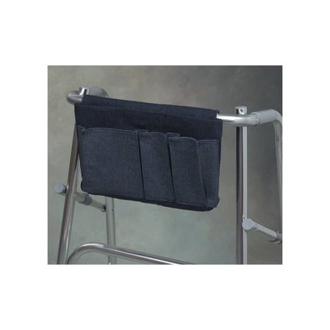 Mabis Carry All Walker Pouch - Navy Blue