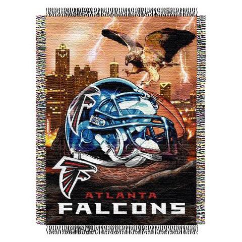 Atlanta Falcons Home Field Advantage Throw