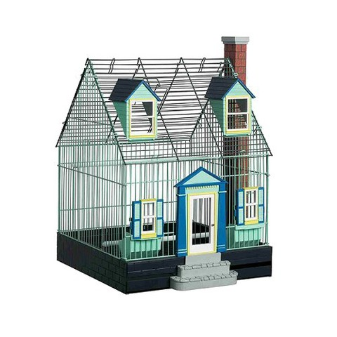 Prevue Pet Products Fetherstone Heights Cape Cod Bird Cage - Small