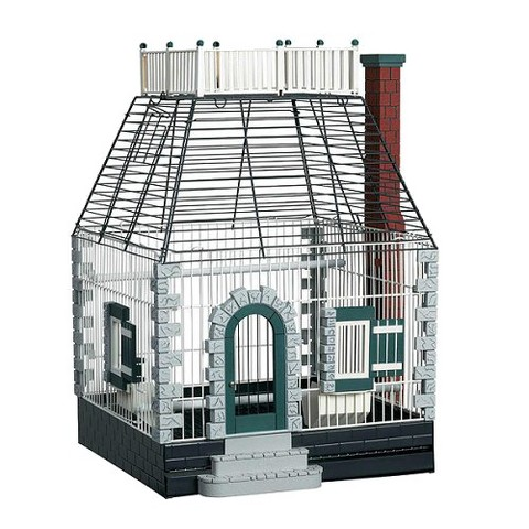 Prevue Pet Products Fetherstone Heights Stone Cottage Bird Cage - Small