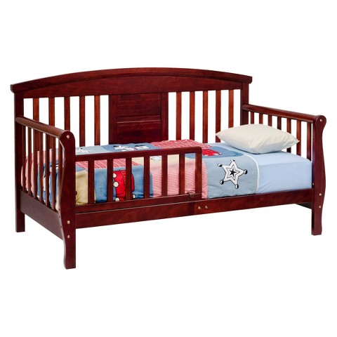DaVinci Elizabeth II Convertible Toddler Bed - Cherry