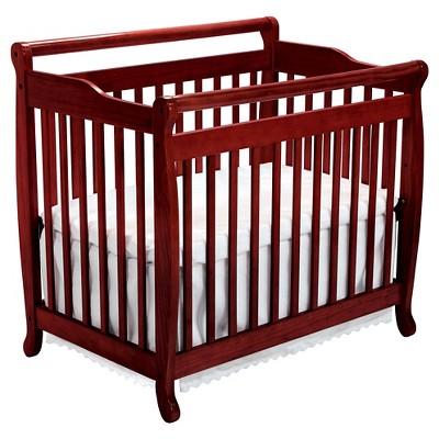 DaVinci Emily 2-in-1 Mini Crib and Twin Bed - Cherry
