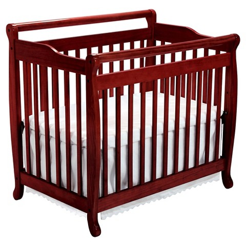 DaVinci Emily Mini Crib - Cherry
