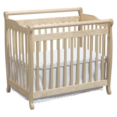 DaVinci Emily Mini Convertible Crib - Natural