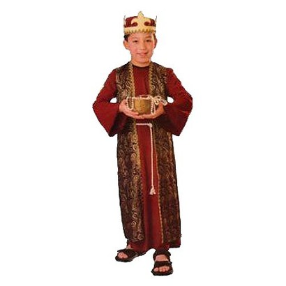 Boy's Gaspar Wise Man Costume