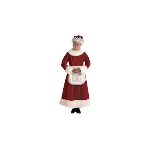 Women's Mrs. Claus Dress