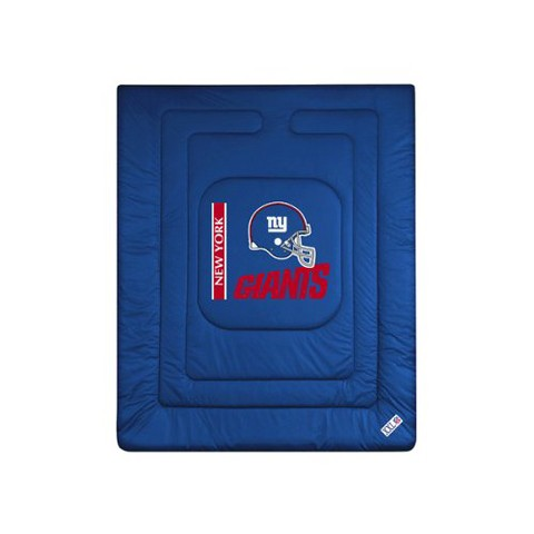 New York Giants Comforter - Full/ Queen