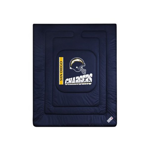 San Diego Chargers Comforter - Full/Queen