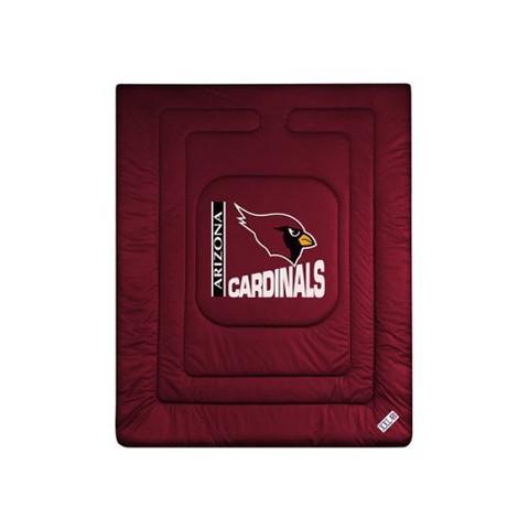 Arizona Cardinals Comforter - Full/ Queen