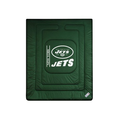 New York Jets Comforter - Full/ Queen