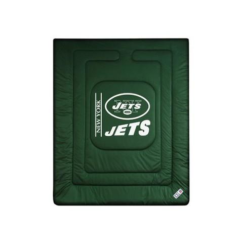 New York Jets Comforter - Full/ Queen