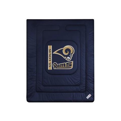 St. Louis Rams Comforter - Twin