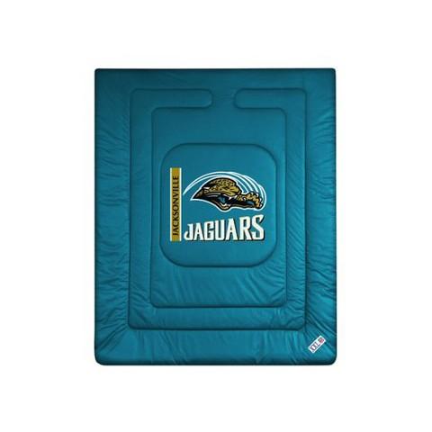 Jacksonville Jaguars Comforter - Full/ Queen