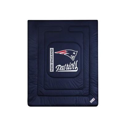 New England Patriots Comforter - Full/ Queen