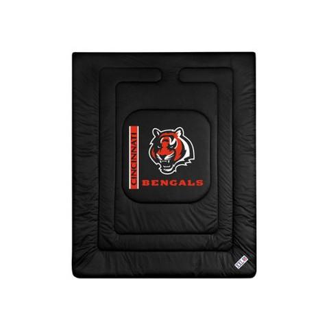 Cincinnati Bengals Comforter - Full/ Queen