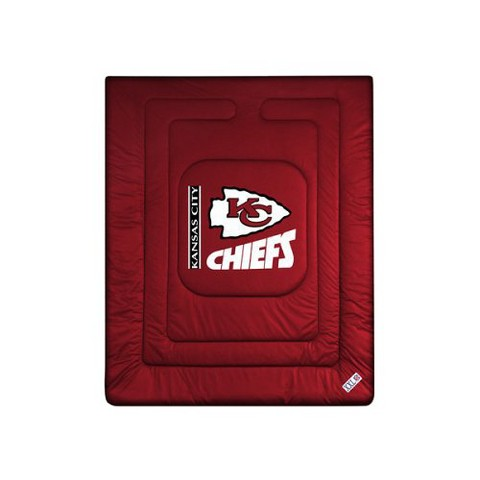 Kansas City Chiefs Comforter - Twin