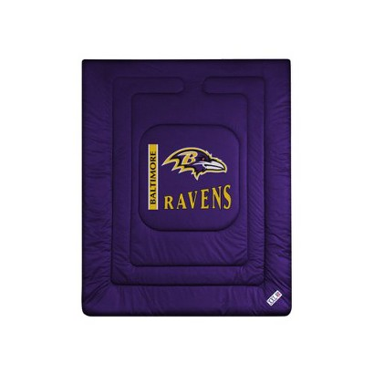 Baltimore Ravens Comforter - Full/ Queen