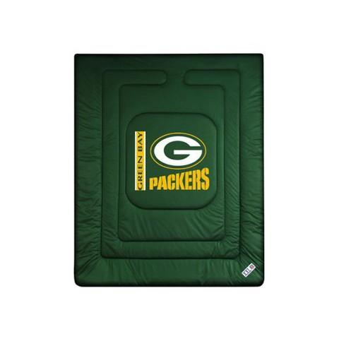 Green Bay Packers Comforter - Full/ Queen