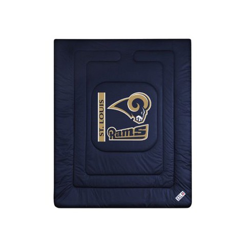 St. Louis Rams Comforter - Full/Queen