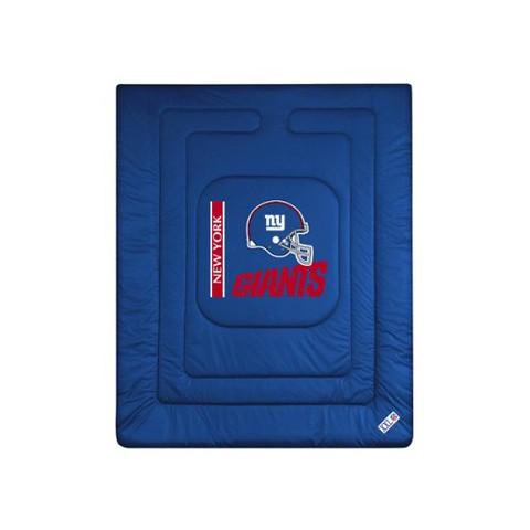 New York Giants Comforter - Twin