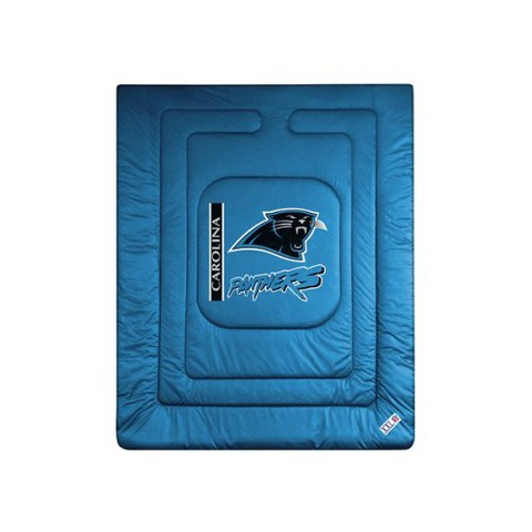 Carolina Panthers Comforter - Full/ Queen