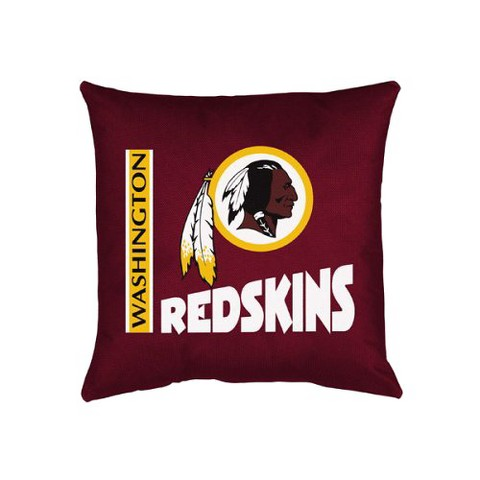 Washington Redskins Decorative Pillow