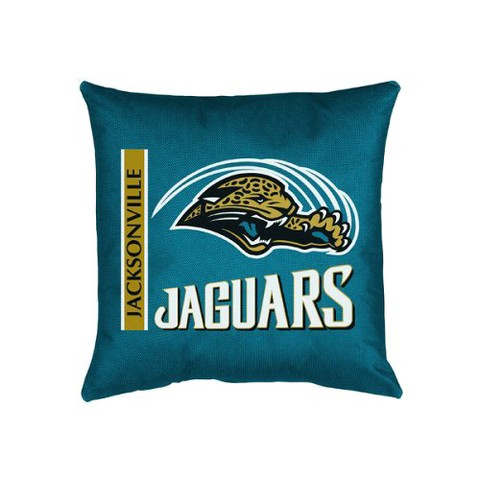 Jacksonville Jaguars Decorative Pillow