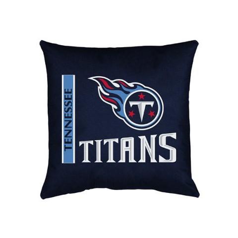 Tennessee Titans Decorative Pillow